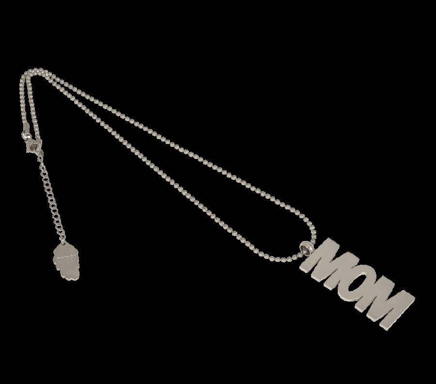 IOAKU-necklace-mom-silver